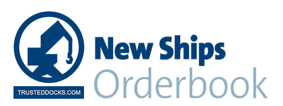 New Ships Orderbook logo - please click to go to the homepage